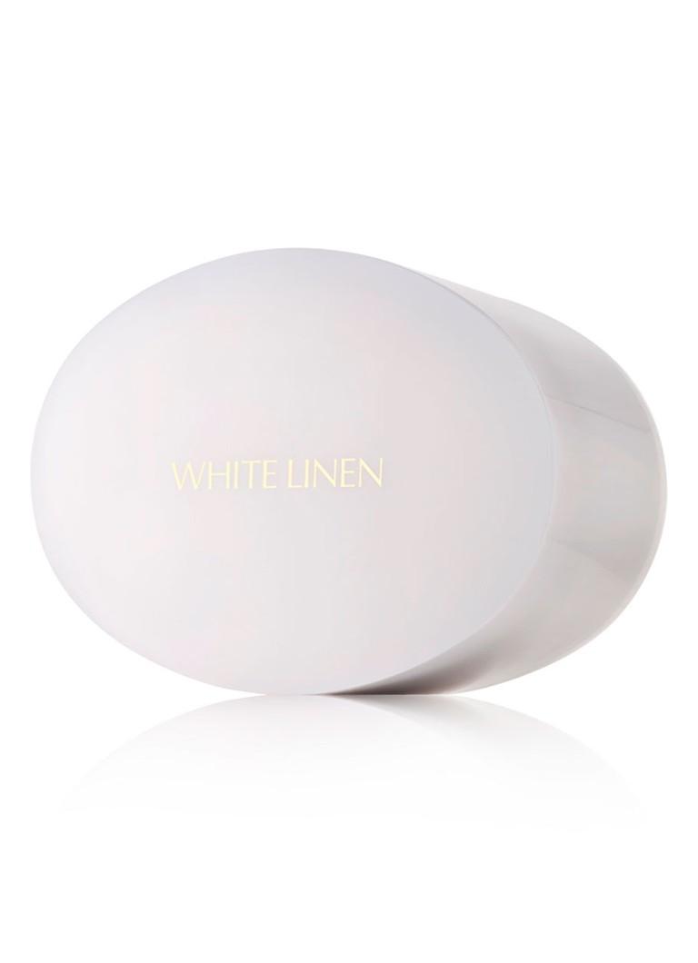 Image of Estee Lauder Perfumed Body Powder White Linen