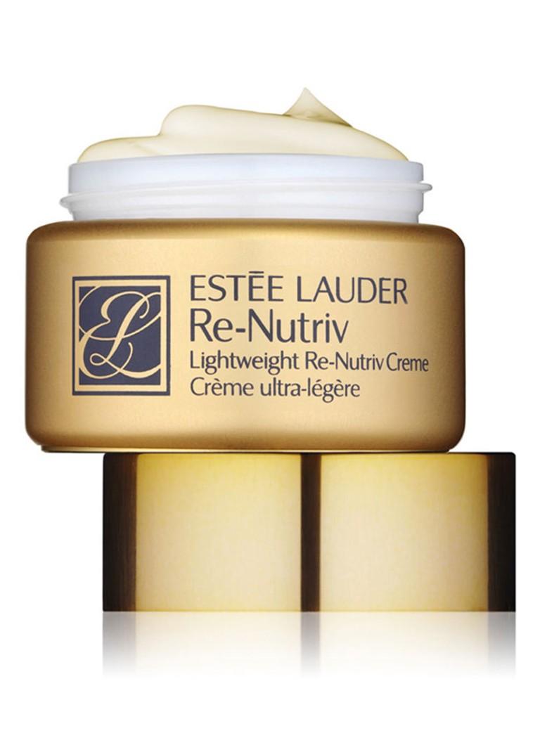 Estée Lauder Lightweight Re-Nutriv Crème