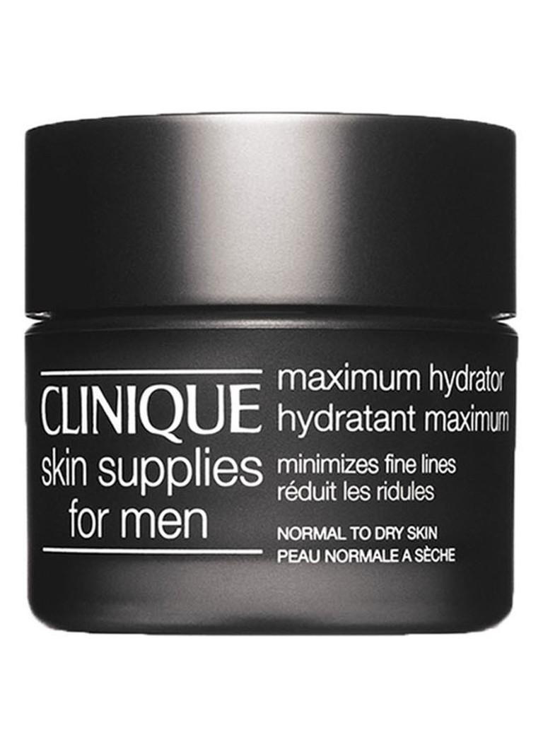 Image of Clinique For Men Maximum Hydrator - droge/gecombineerde huid - gezichtscrème