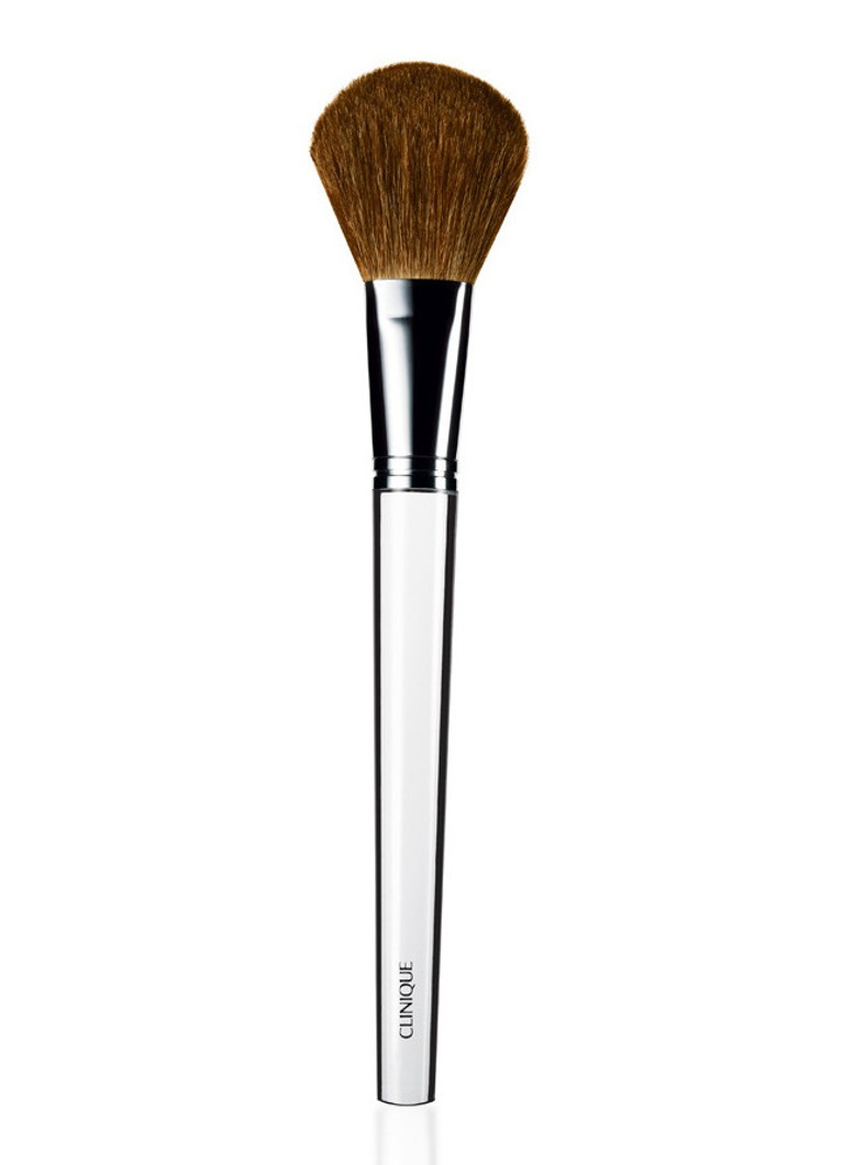 Make up Clinique Blush Brush   make up kwast