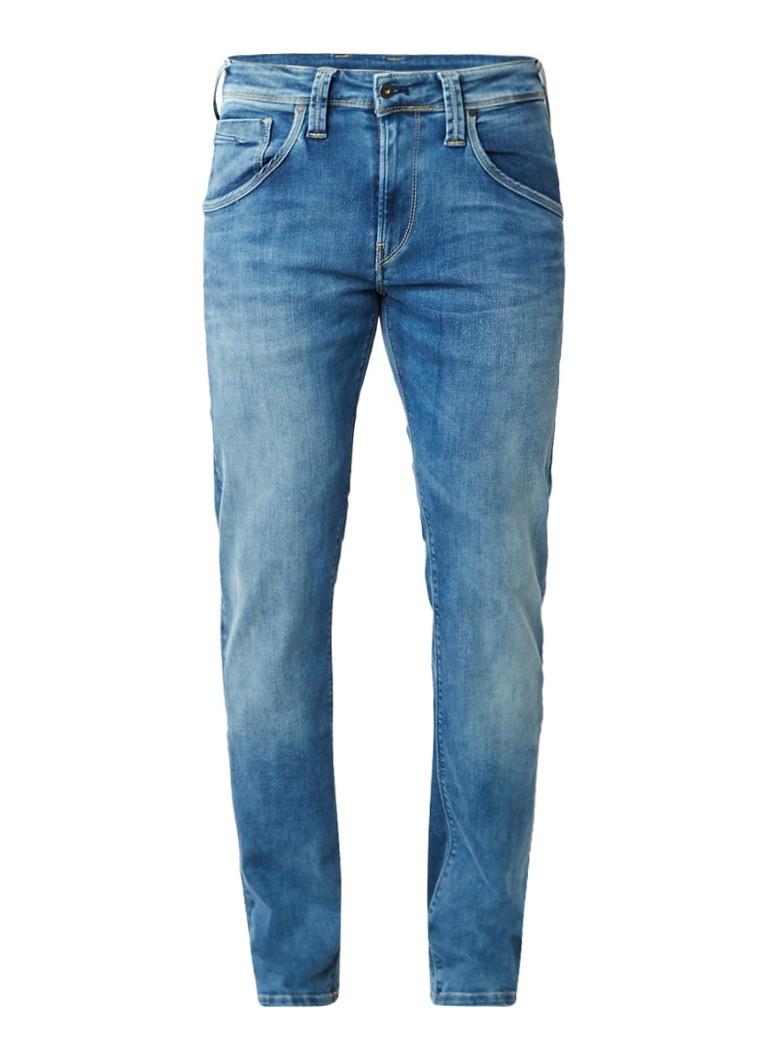 Pepe Jeans Zinc mid rise slim fit jeans
