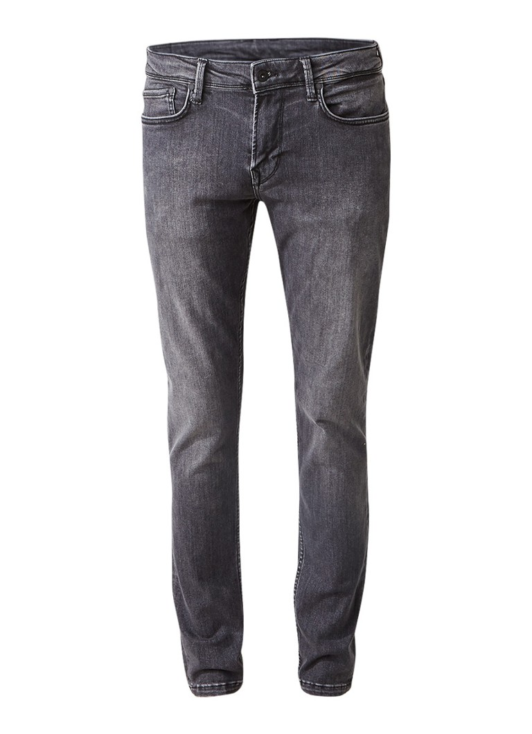 Pepe Jeans Finsbury mid rise skinny fit jeans