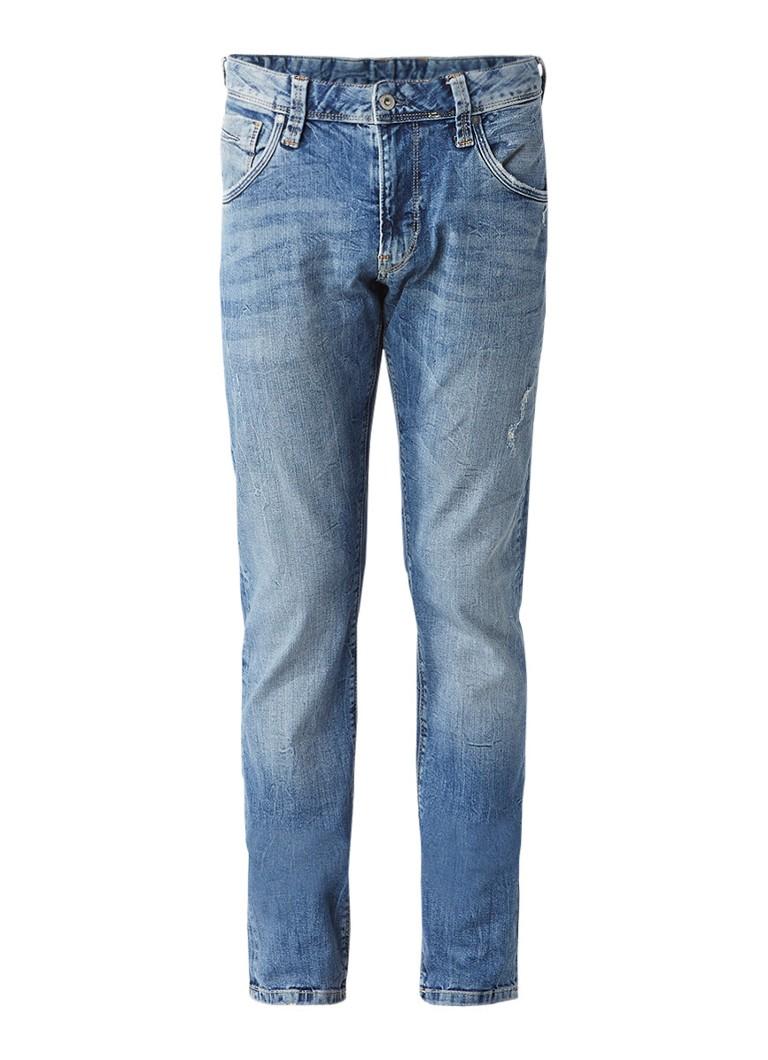 Pepe Jeans Zinc mid rise regular slim fit fit jeans L34