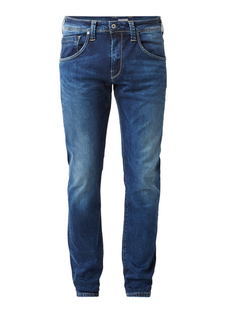 Pepe Jeans Zinc faded regular fit jeans L34
