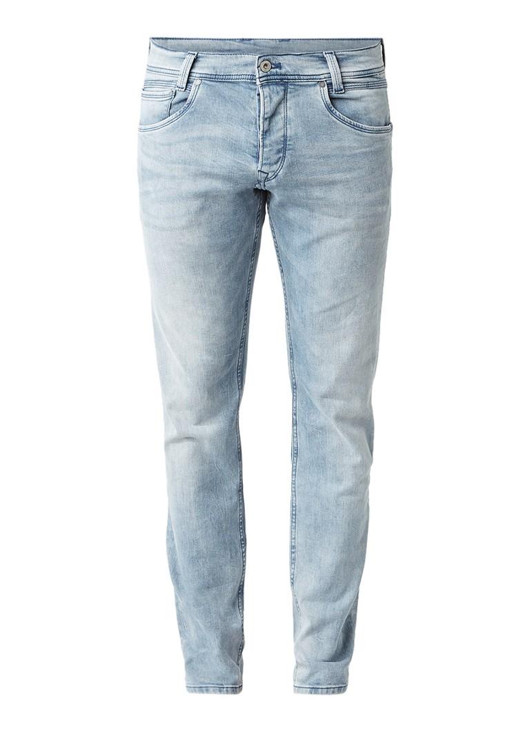 Pepe Jeans Spike regular fit jeans met vintage look L34