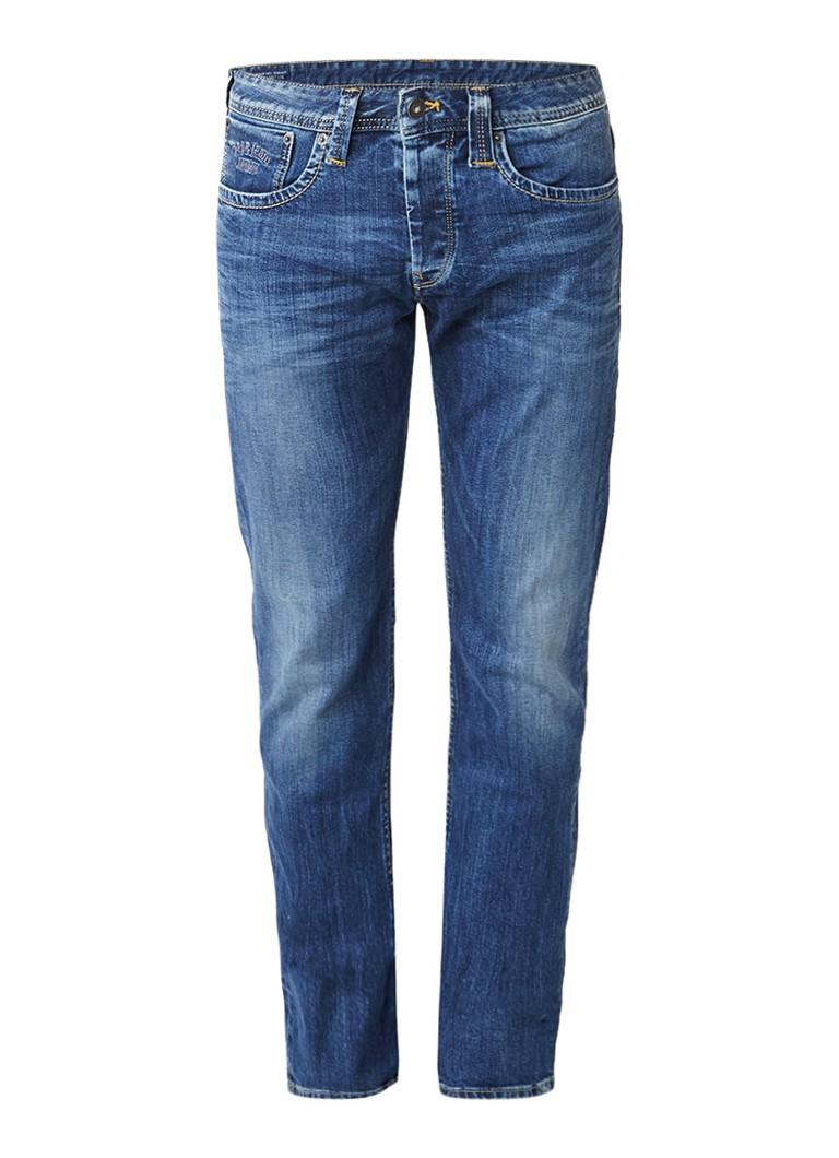 Pepe Jeans Cash mid rise regular fit jeans L34