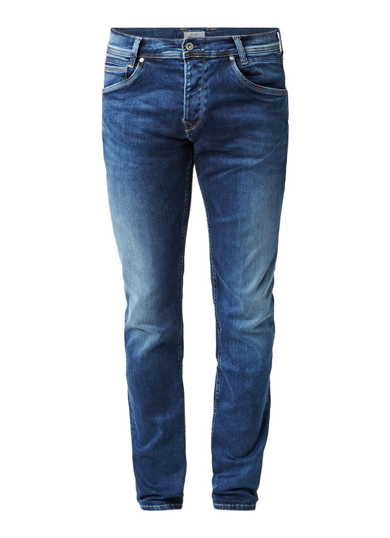 Pepe Jeans Spike faded regular fit jeans L34