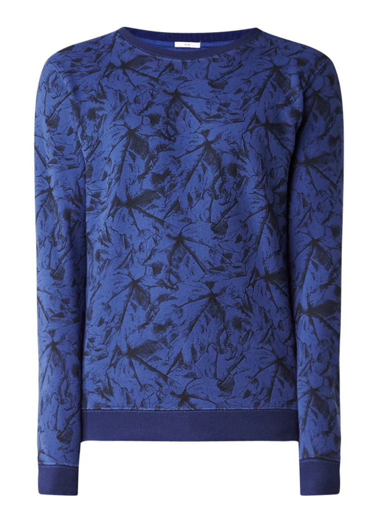 Pepe Jeans Abies sweater met abstract dessin