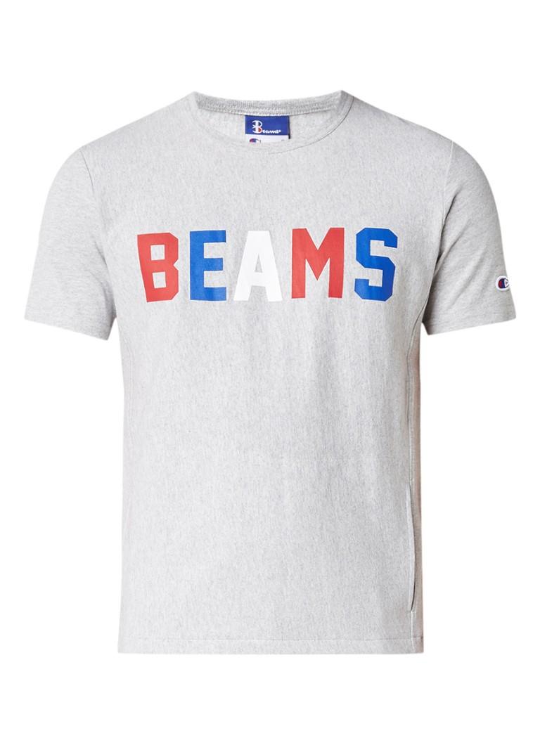 Champion Beams T-shirt met logo