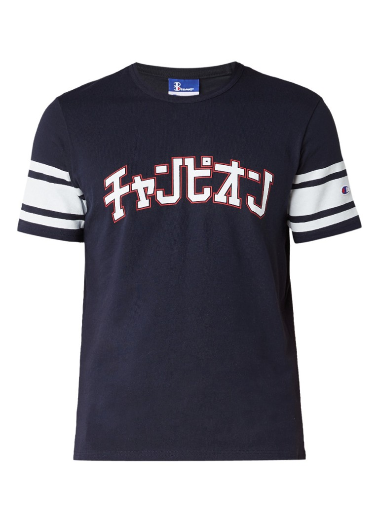 Champion Beams T-shirt met logo