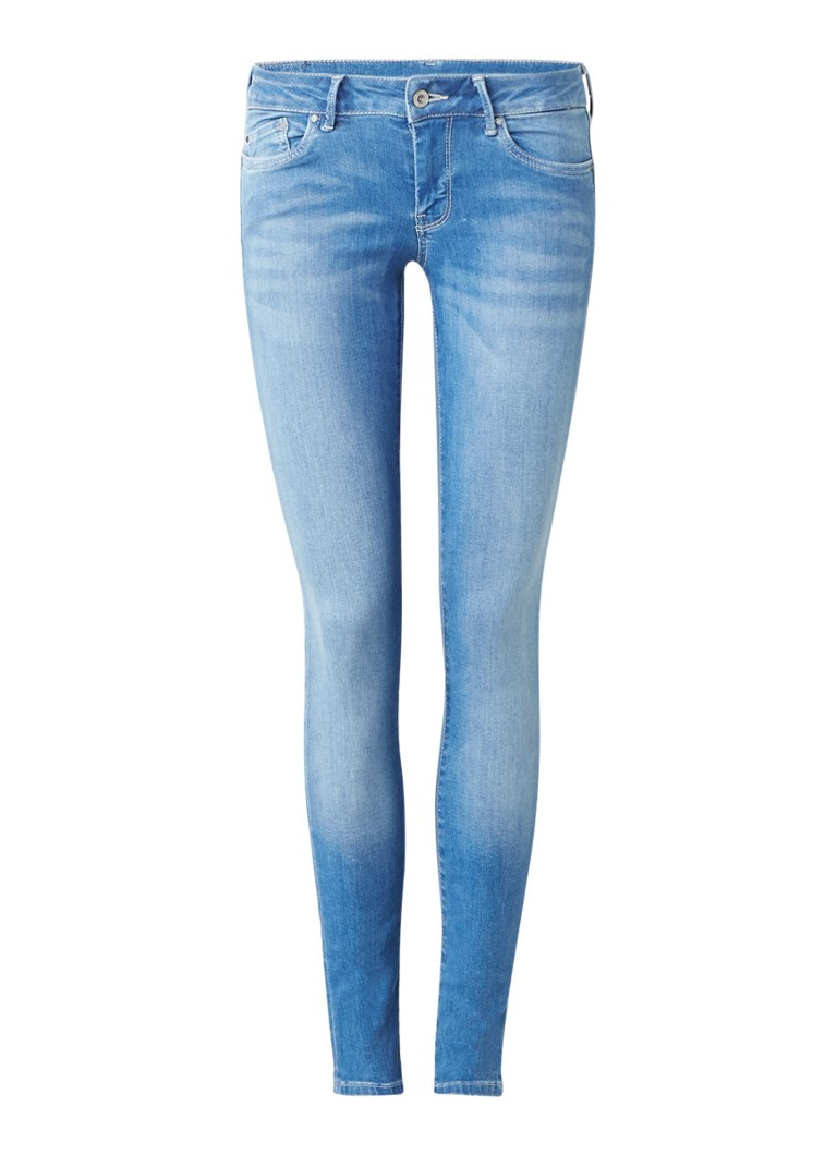 Pepe Jeans Pixie low rise skinny jeans