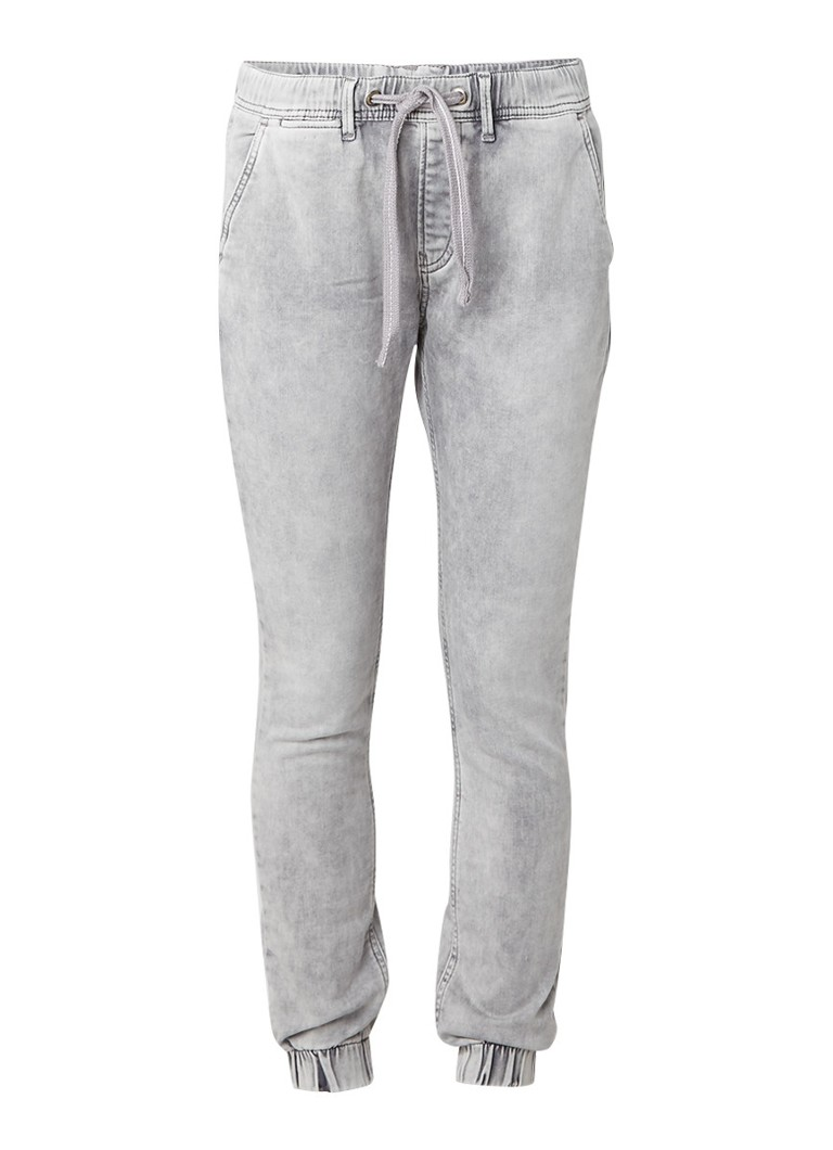 Pepe Jeans Cosie tapered fit acid wash jogjeans