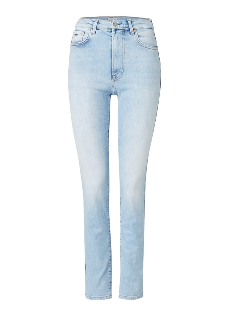 Pepe Jeans Betty high rise cropped slim fit jeans