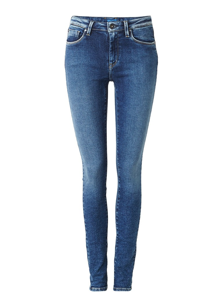 Pepe Jeans Regent Power Flex high rise skinny jeans