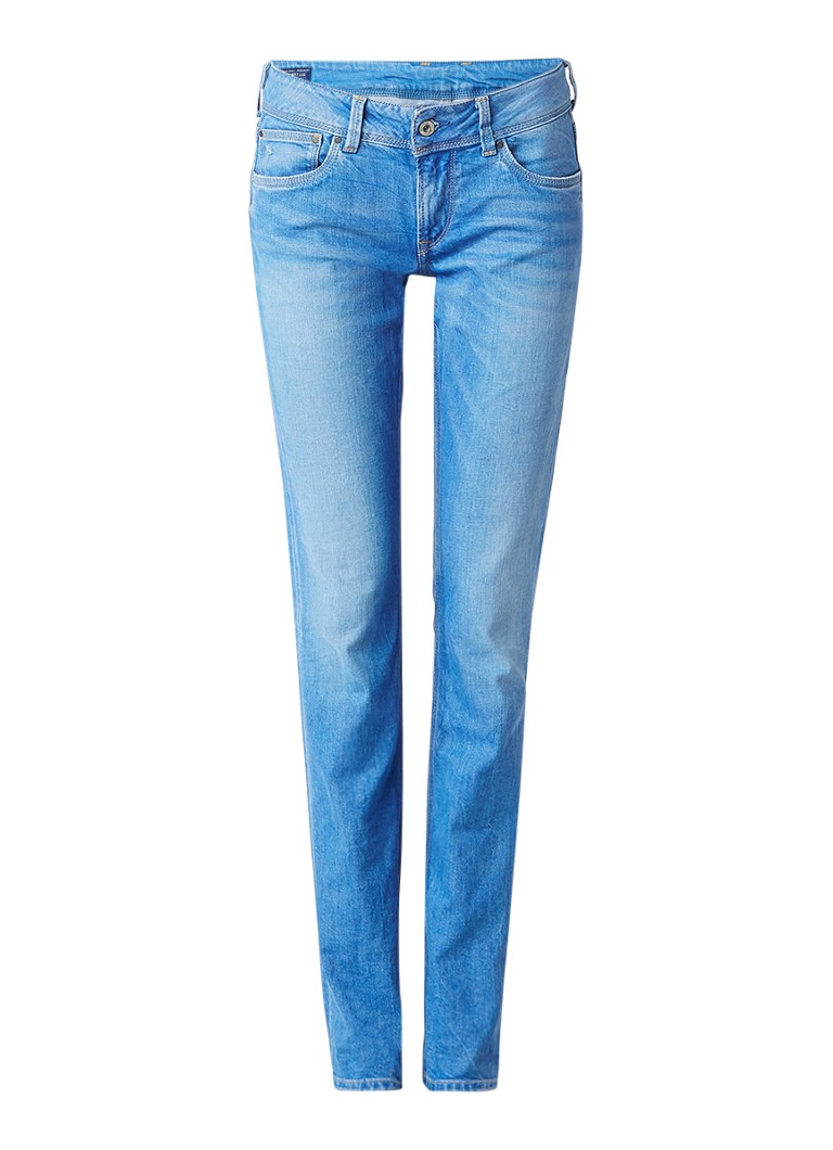 Pepe Jeans Saturn mid rise straight fit jeans