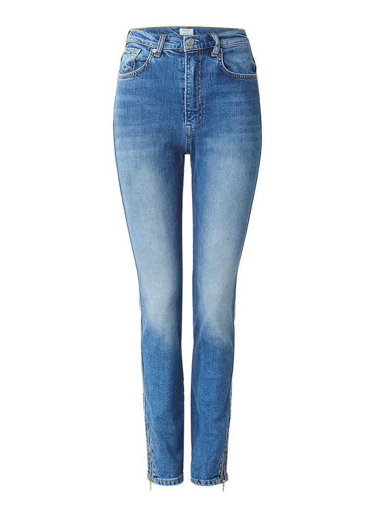Pepe Jeans Gladis high rise slim mom jeans