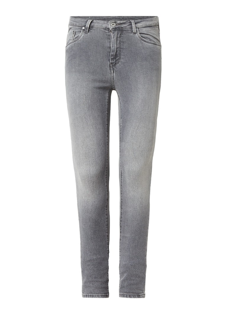 Pepe Jeans Regent high rise skinny jeans met medium wassing