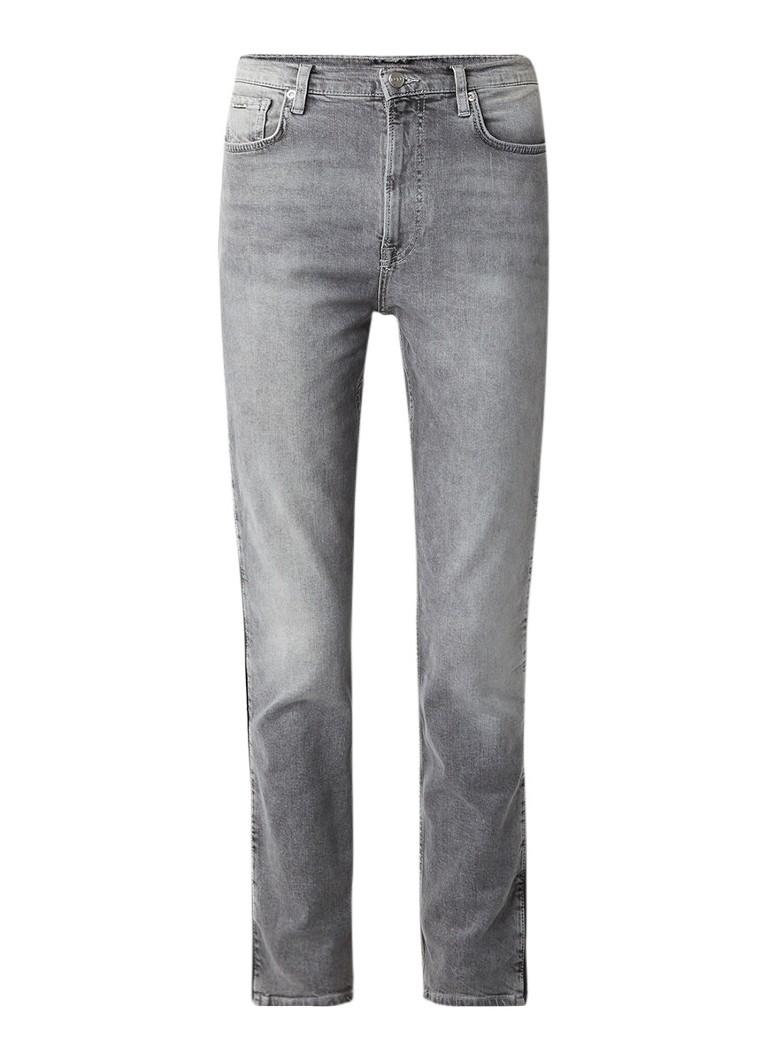 Pepe Jeans Betty high waist mom straight jeans met medium wassing