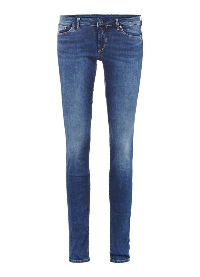 Pepe Jeans Soho slim fit jeans met medium wassing