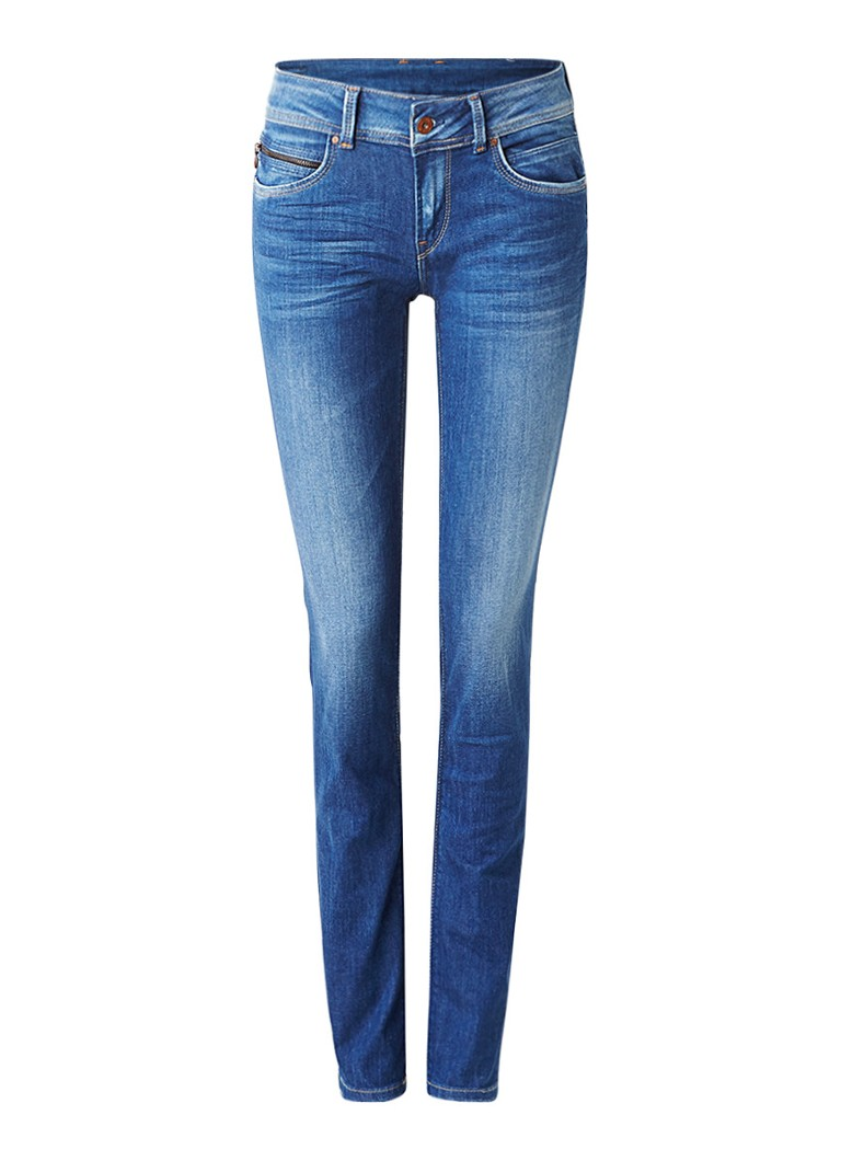 Pepe Jeans New Brooke low rise slim fit jeans
