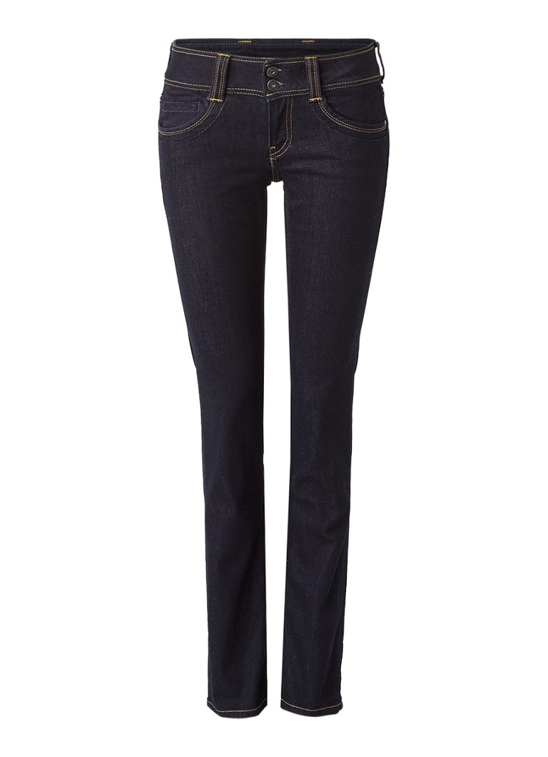 Pepe Jeans Gen mid rise straight fit jeans