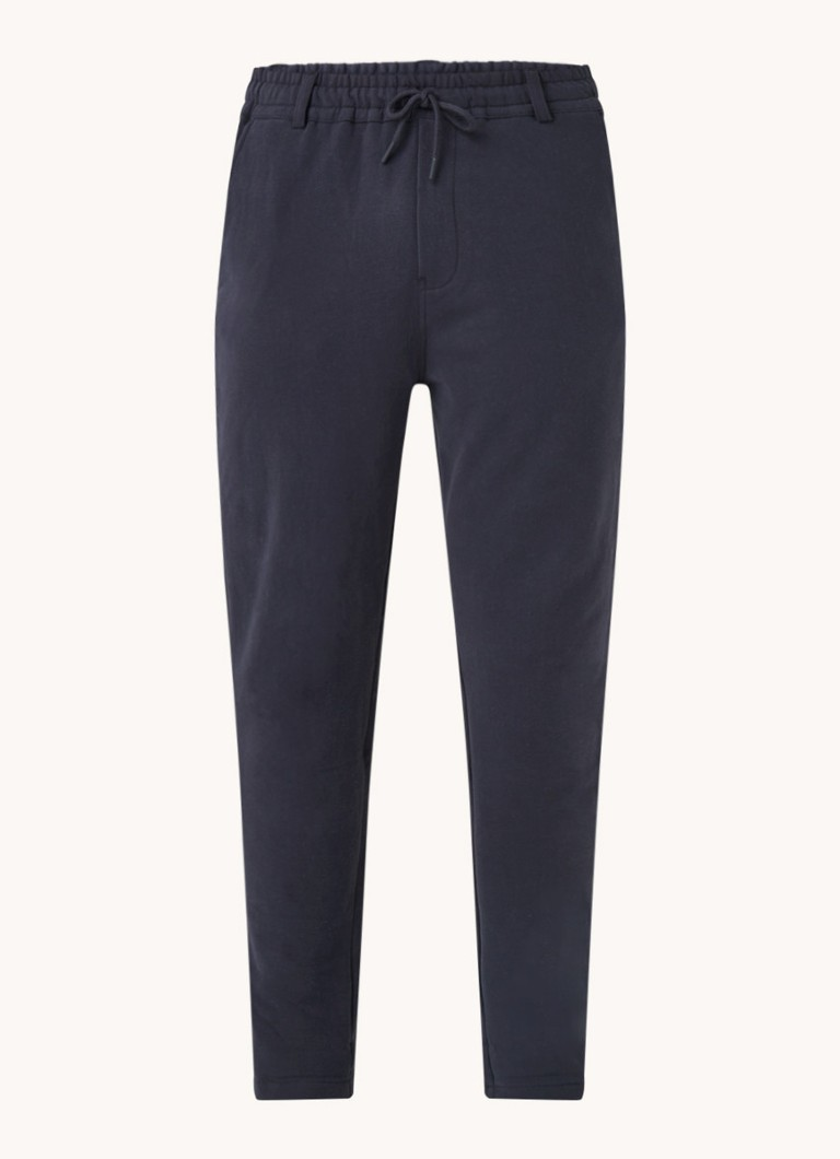 America Today Craig straight fit cropped joggingbroek