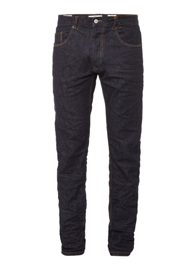 America Today Neil mid rise ongewassen tapered fit jeans