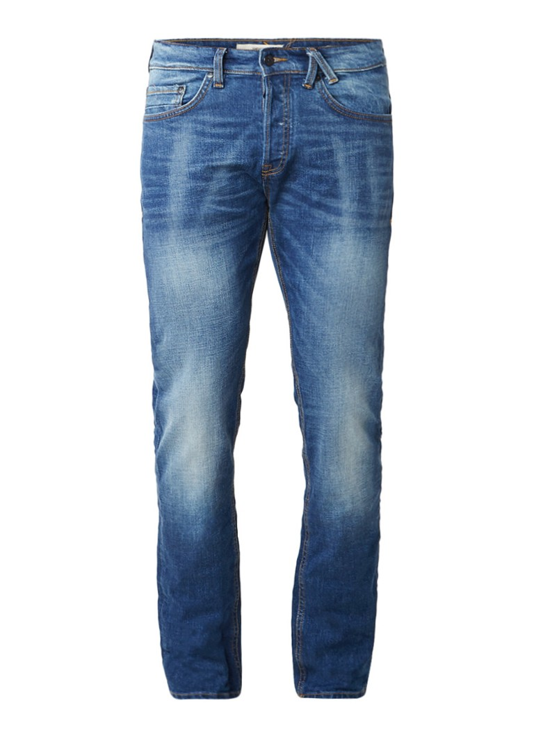 America Today Dean regular fit jeans in medium wassing