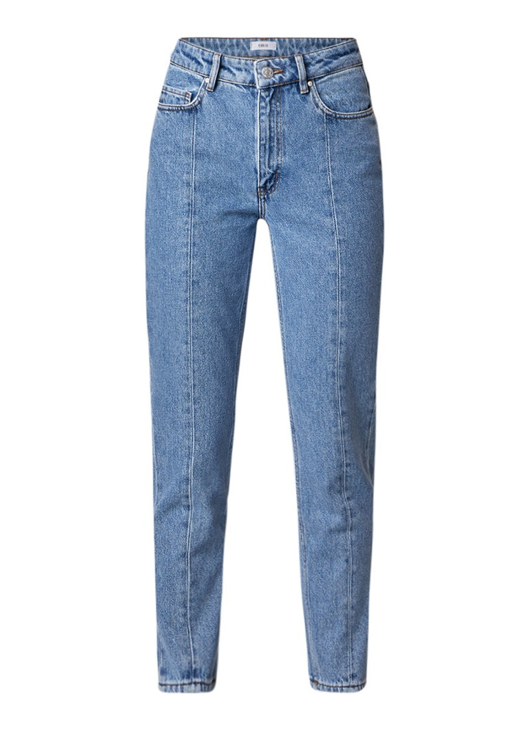 Envii Enbrenda high rise straight fit jeans