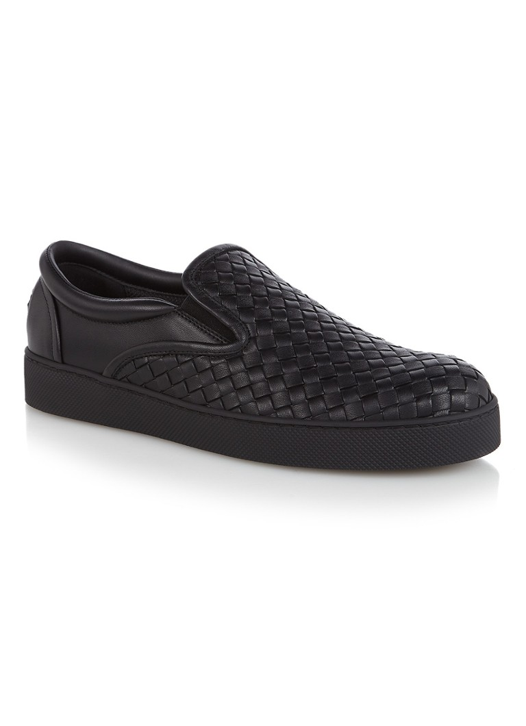 Bottega Veneta Dodger slip-on van lamsleer