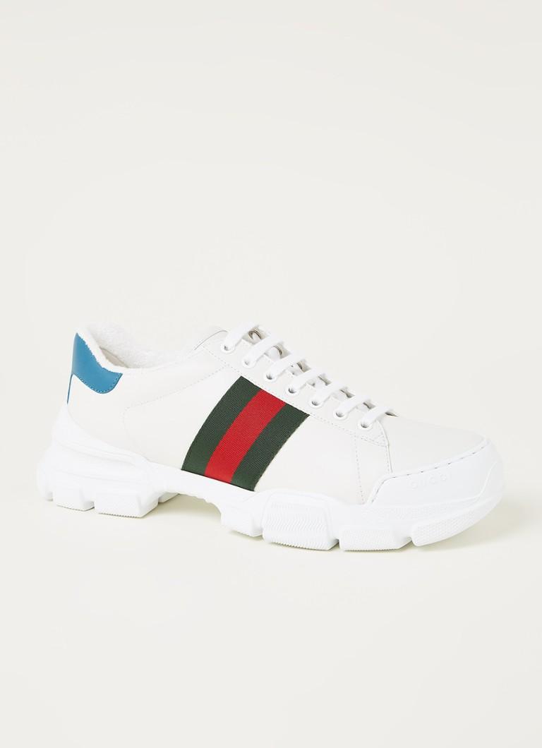 Gucci Nathane sneaker van leer