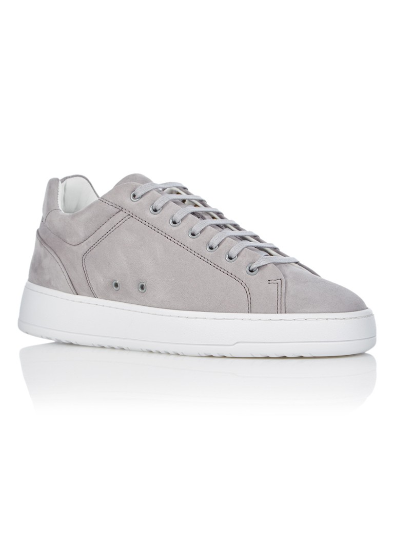 ETQ Low 4 sneaker van nubuck