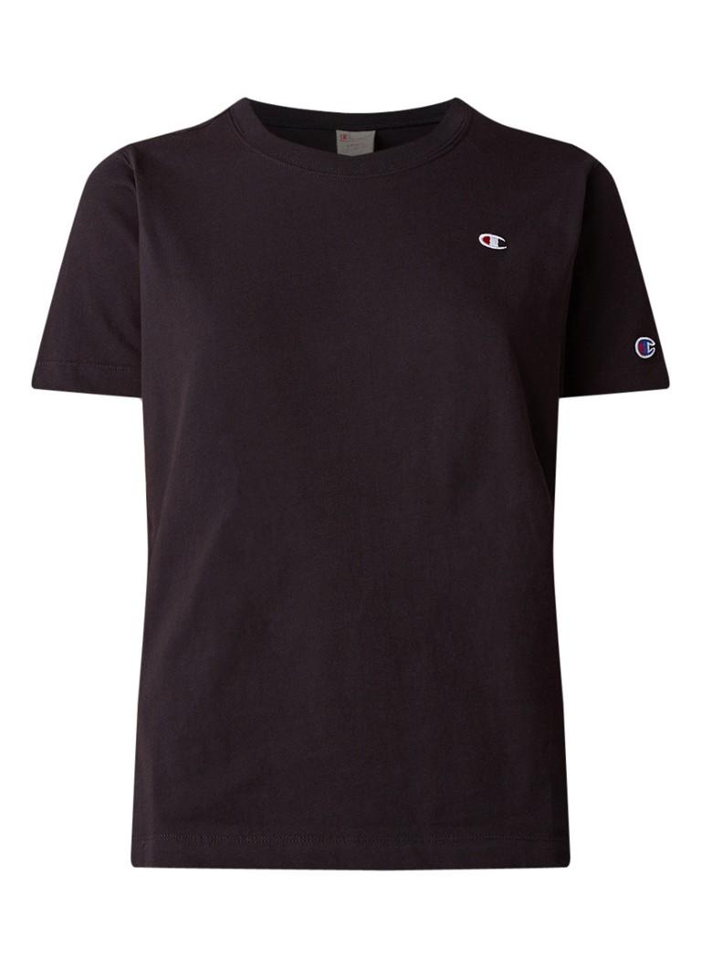 Champion Classic T-shirt met logopatch