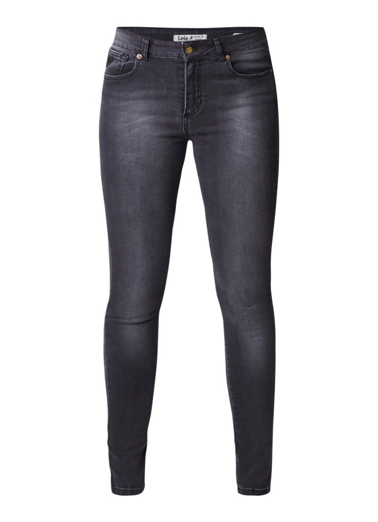 Lois Cordoba high rise skinny fit jeans