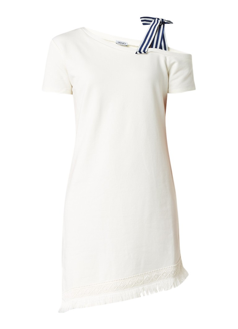 Liu Jo Impala jurk met fringes en