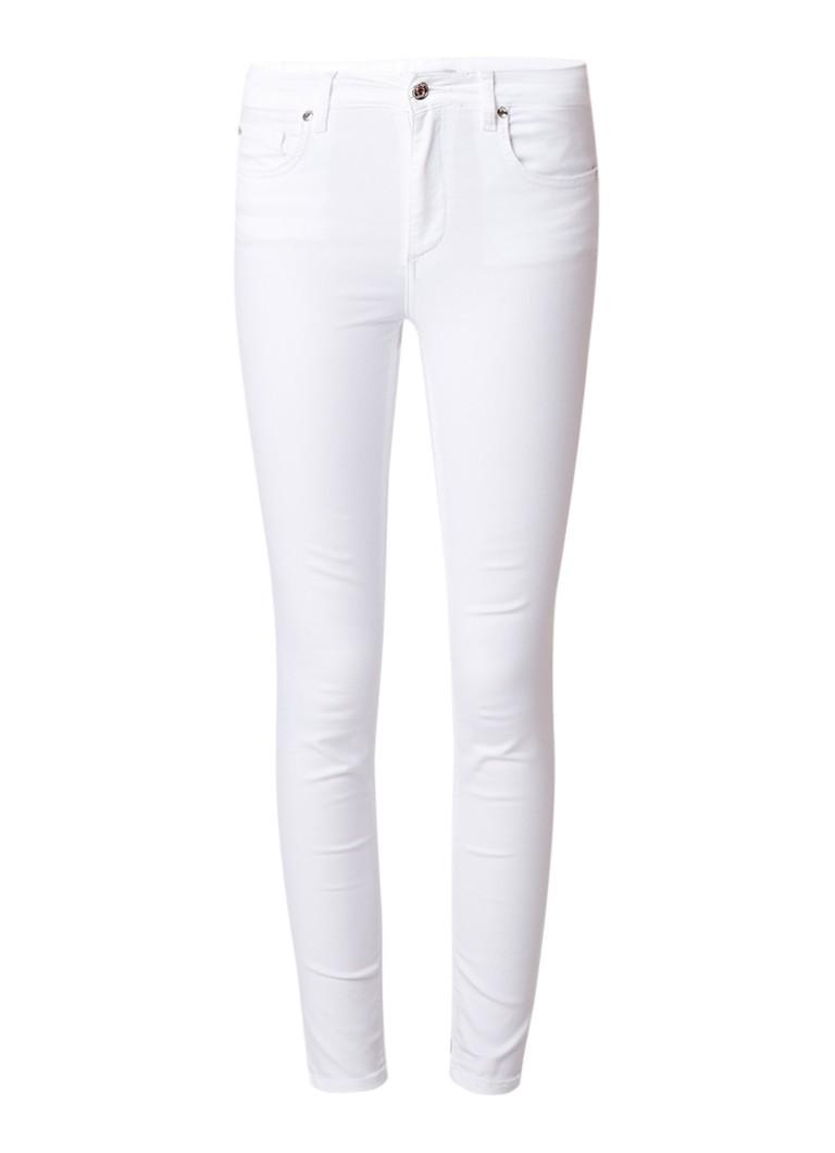 Liu Jo Original high rise skinny fit jeans met lichte wassing