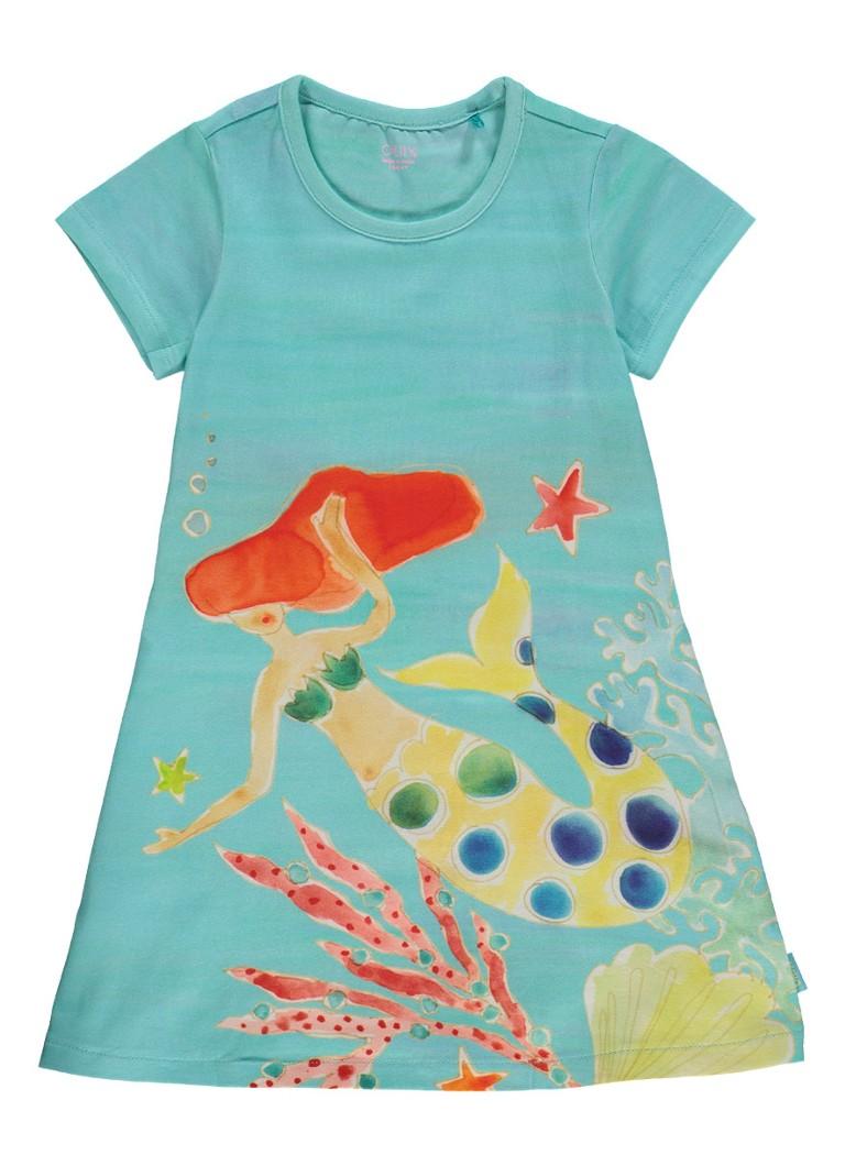 Oilily Trulia jurk met dessin