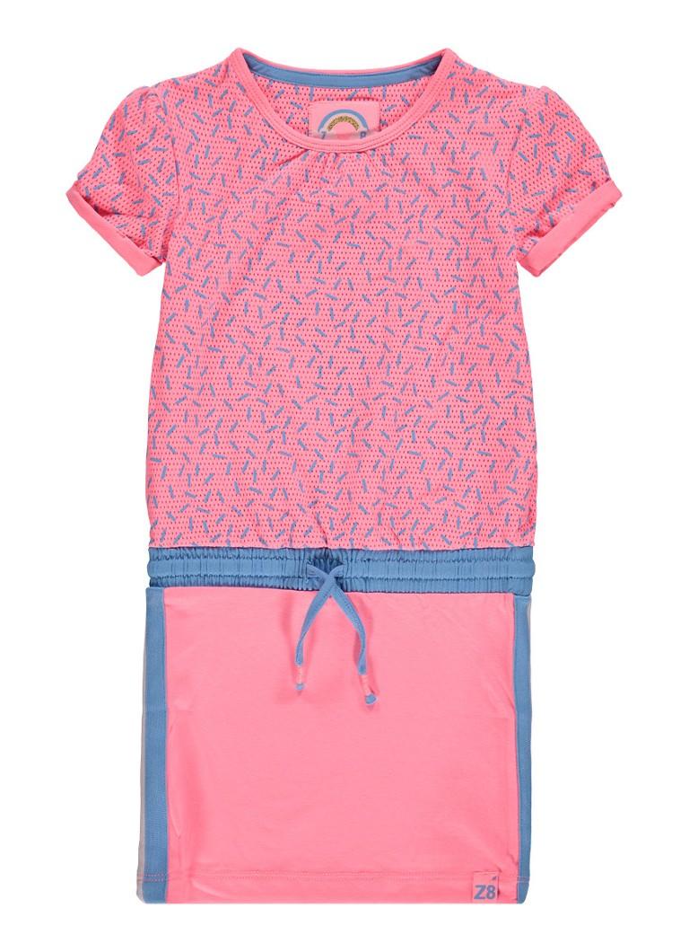 Z8 Laila jurk met opengewerkt