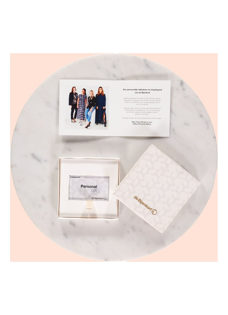 Image of Online Personal Styling Cadeaucard Online Personal Styling Service