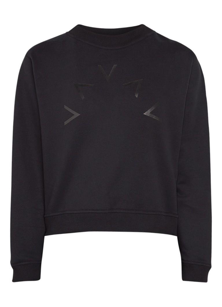 Varley Albata sweater met merkopdruk
