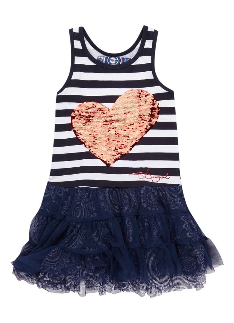 Desigual Linlcon Alijn jurk met