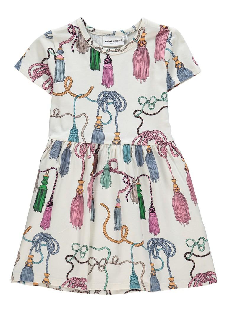 Mini Rodini Tassels Alijn jurk van