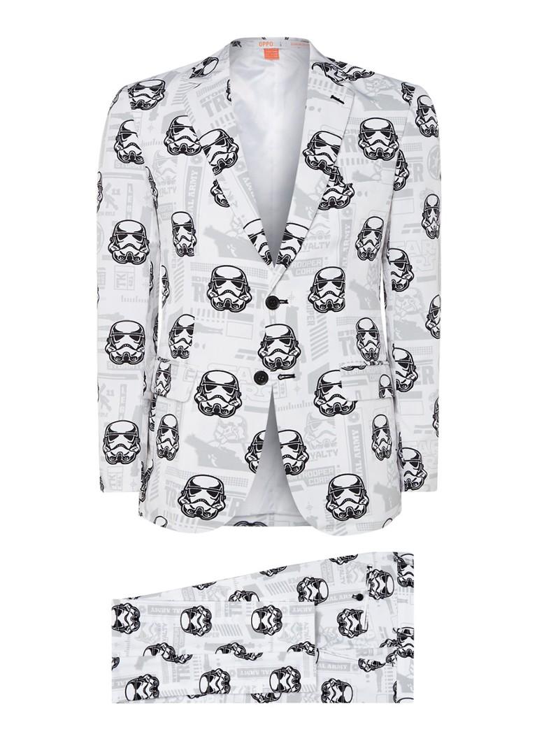 OppoSuits Star Wars Stormtrooper pak met print
