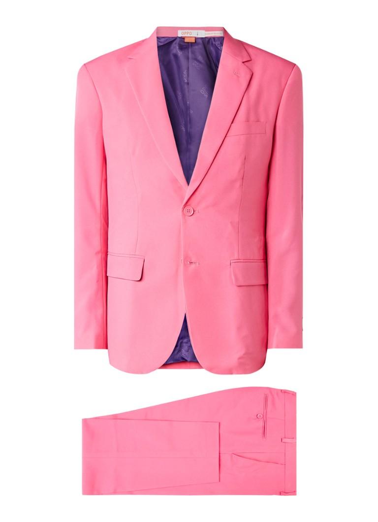 OppoSuits Mr  Pink pak in uni met stropdas