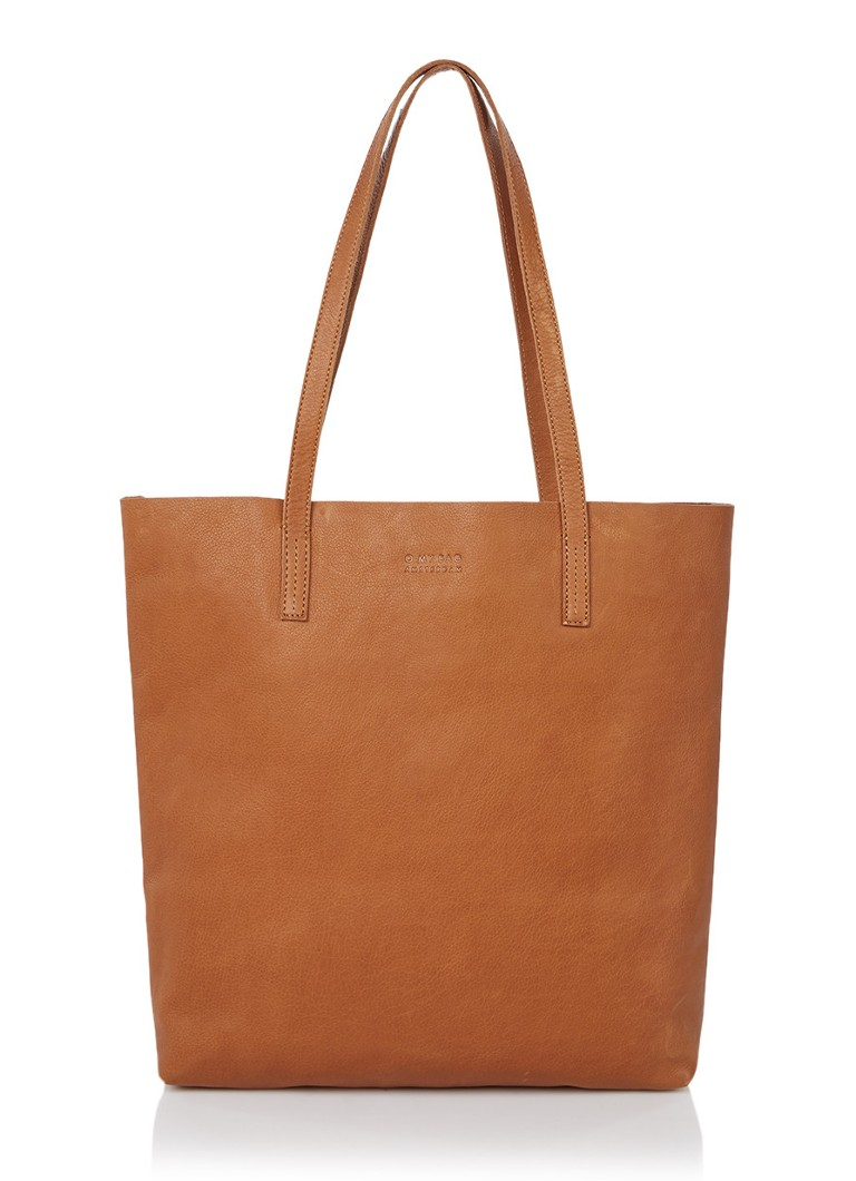 O My Bag Georgia shopper van leer kopen