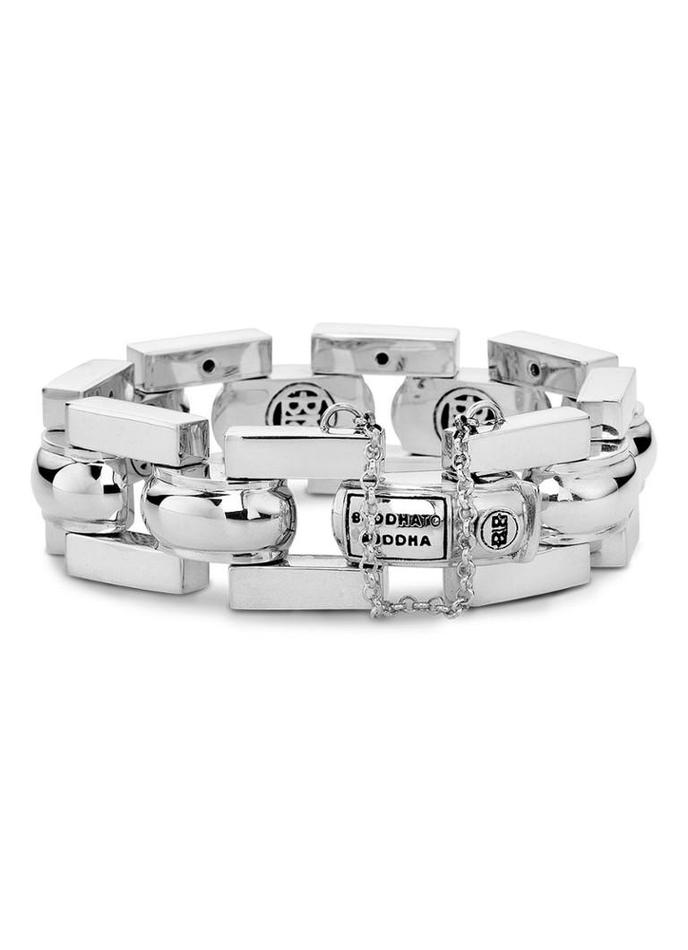 Buddha to Buddha Batul armband van zilver