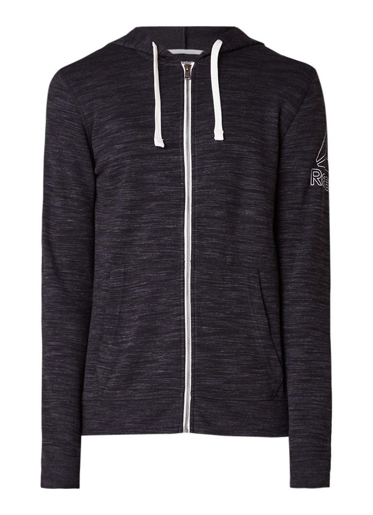 Reebok Elements hoodie met contrasterende details