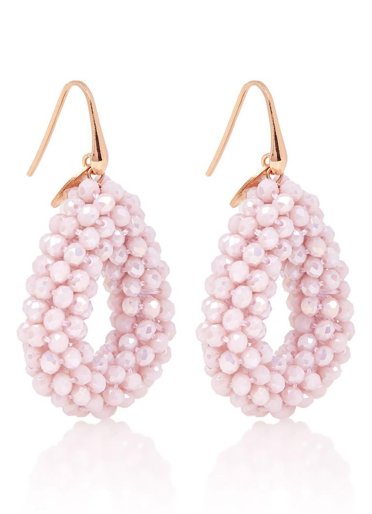 LOTT  gioielli Glassberry Drop oorhangers met glaskralen