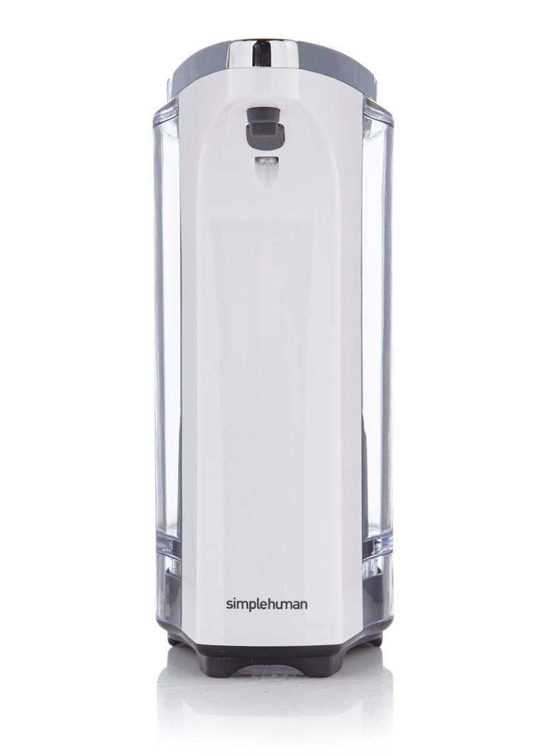 Simplehuman Zeepdispenser met sensor