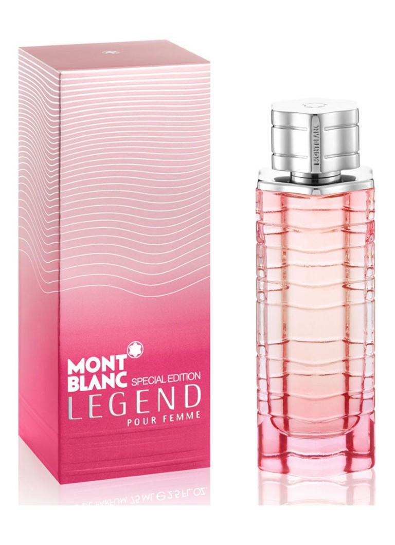 Montblanc Legend pour Femme Special Edition Eau de Toilette